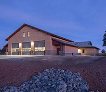Timber Mesa Fire Station No. 17