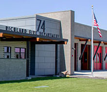 Richland Fire Station No. 74