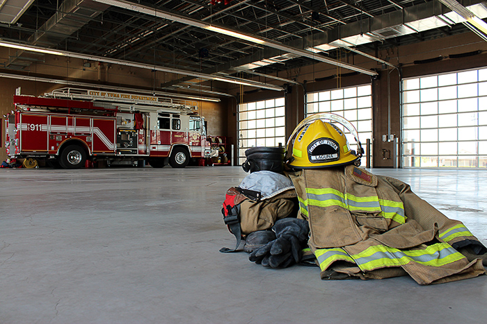 Yuma Fire Station 01