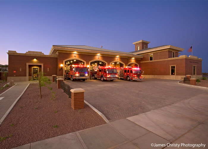 Buckeye Fire House No. 3