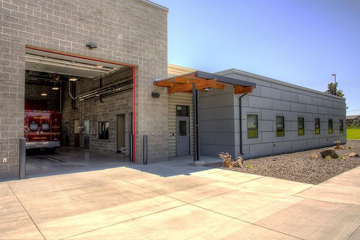 Richland Fire Station No. 74