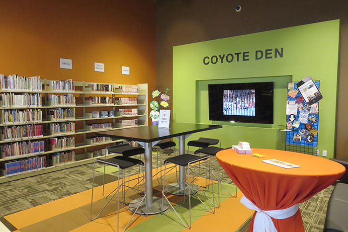 Buckeye Coyote Branch Library