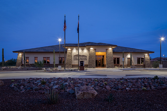 Daisy Mountain Fire Administration Building