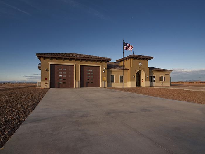 Maricopa Fire Station No. 572