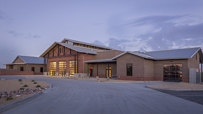 Queen Creek Fire Station No. 411