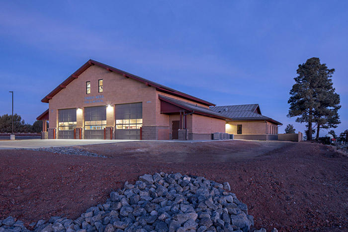 Timber Mesa Fire Station No. 17